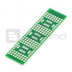 Płytka uniwersalna PDU03 - SMD 1206, SO-16