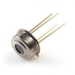 MLX90614ESF-BAA IR - cyfrowy termometr na podczerwień I2C