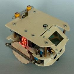 PiBotta - robot mobilny dla Raspberry Pi + kurs ONLINE