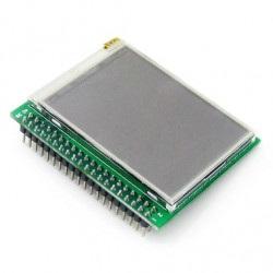 """Wyświetlacz dotykowy TFT LCD 2,2"""" 320x240px - SPI"""