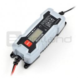 Ładowarka, prostownik CBC-4 do akumulatorów żelowych / AGM / kwasowo-ołowiowych 6V/12V - 3,8A