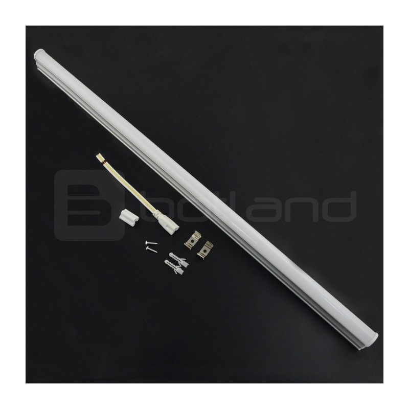 Lampa LED ART T5 60cm, 8W, 760lm, barwa ciepła