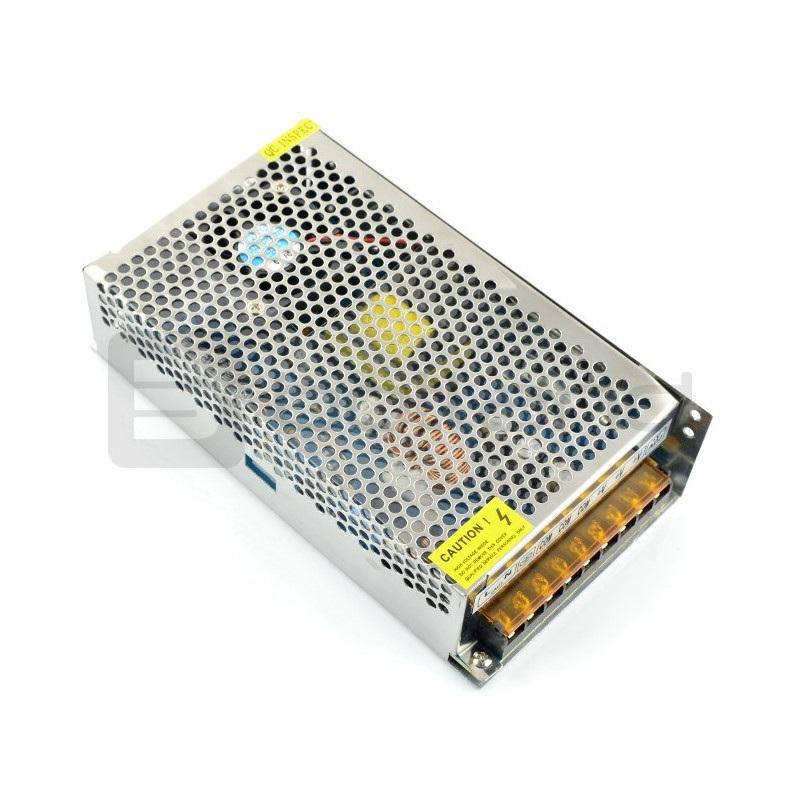 Zasilacz modułowy LXG250W do taśm i pasków LED 12V / 20,83A / 250W