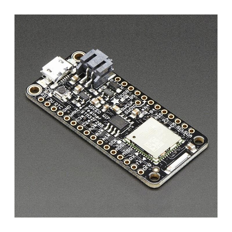 Adafruit WICED WiFi Feather 32-bit - zgodny z Arduino