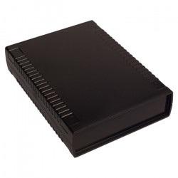 Obudowa plastikowa Kradex Z112A - 186x136x40mm czarna
