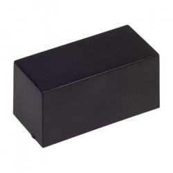 Obudowa plastikowa Kradex Z84 - 22x22x46mm czarna