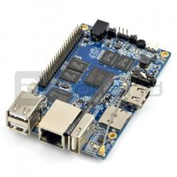 Orange Pi Plus 2e - Alwinner H3 Quad-Core 2GB RAM + 16GB EMMC WiFi