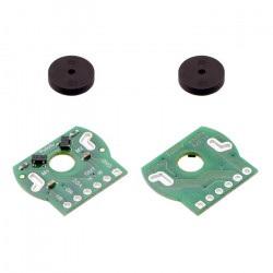 Pololu - Zestaw enkoderów magnetycznych do silników 20D mm - 2,7-18V - 2szt.