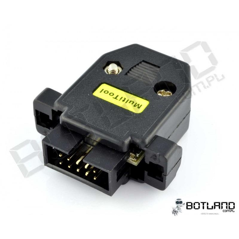 MultiTool programator AVR, LPC -  USB