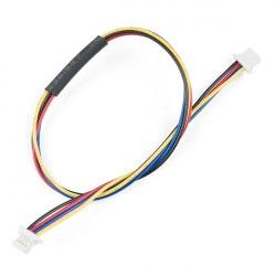 Qwiic przewód żeńsko-żeński z wtykiem 4-pin - 20 cm - SparkFun