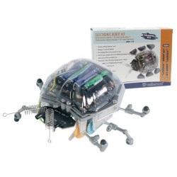 Robot Kit Velleman KSR6 -  Biedronka - zestaw do samodzielnego złożenia