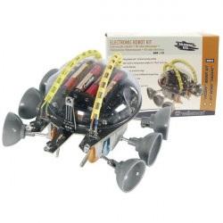 Robot Kit Velleman KSR4 - Escape - zestaw do samodzielnego złożenia
