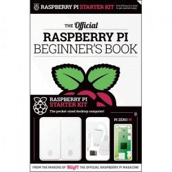 Raspberry Pi Beginner's Book - oficjalny poradnik + zestaw Raspberry Pi Zero W