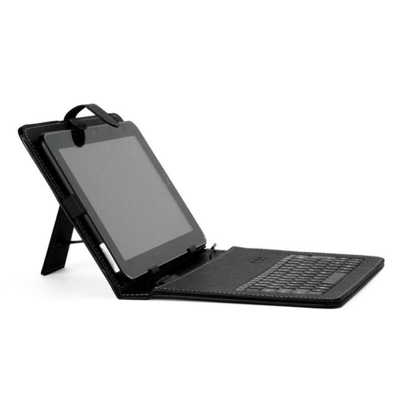 Pokrowiec z klawiaturą na tablet 8''-10.1''