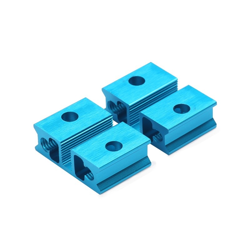 MakeBlock 60002 - belka ślizgowa 0824-016 - niebieski - 2szt.