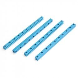 MakeBlock 60536 - belka 0808-152 - niebieski - 4szt.