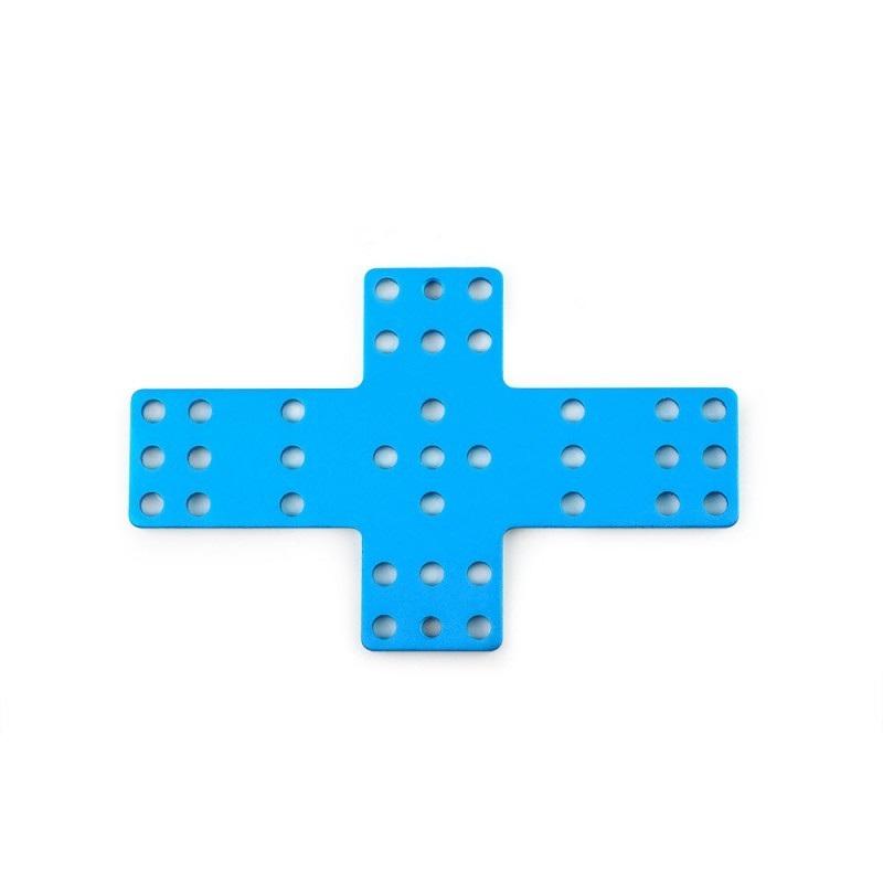 MakeBlock 61414 - płytka w kształcie krzyża