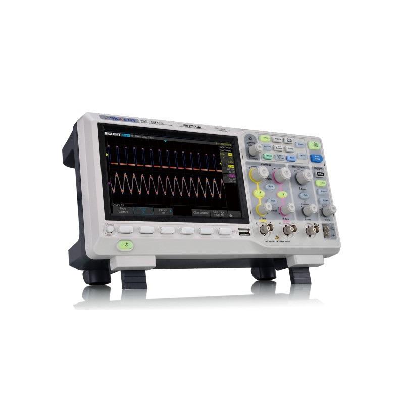Oscyloskop Siglent SDS1202X-E 200MHz 2 kanały