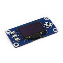 Waveshare OLED 1,3'' 128x64px SPI I2C - nakładka z wyświetlaczem dla Raspberry Pi 3/2/Zero
