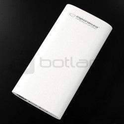Mobilna bateria PowerBank Esperanza Nitro EMP119W 17400mAh - biały