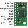 LSM303DLH 3D Akcelerometr + Kompas - zdjęcie 5