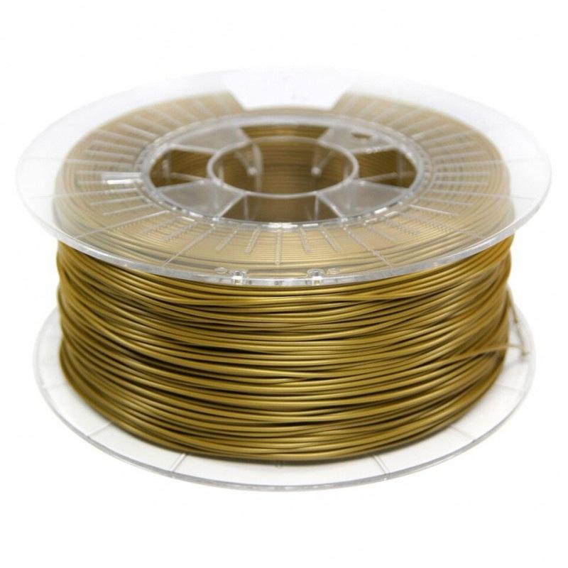 Filament Spectrum PLA 1,75mm 1kg - golden line