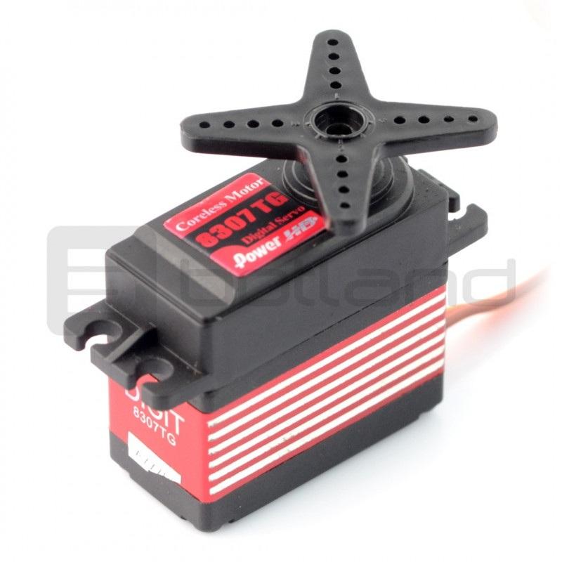 Serwo PowerHD HD-8307TG