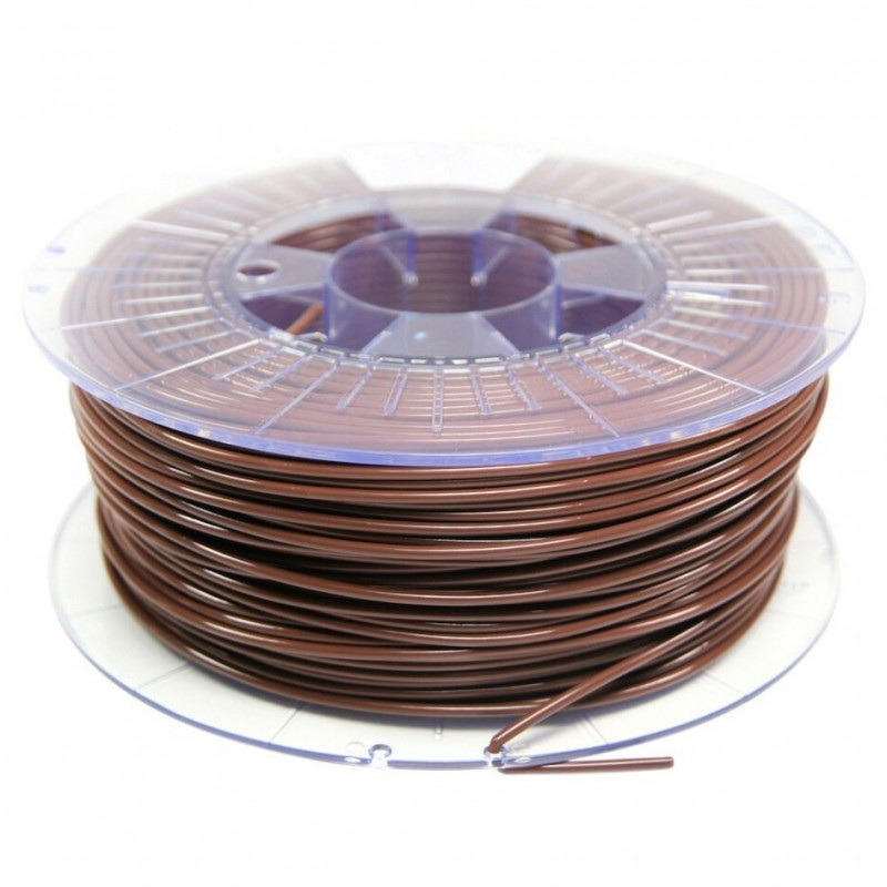 Filament Spectrum PLA 2,85mm 1kg - chocolate brown