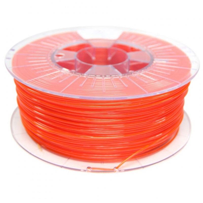 Filament Spectrum PETG 1,75mm 1kg - Transparent Orange