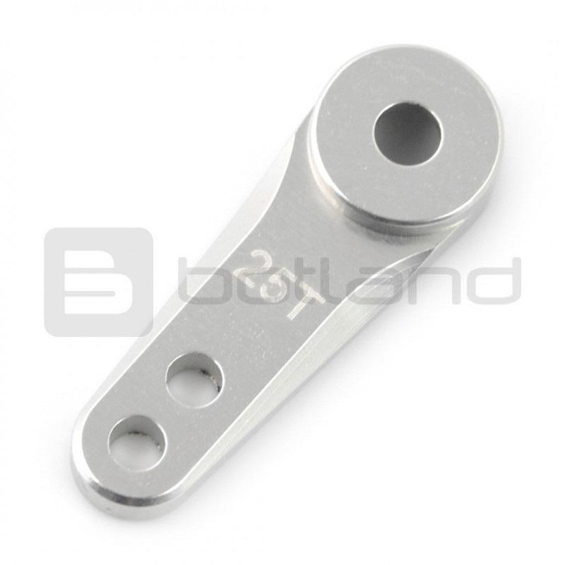 Aluminiowy orczyk Feetech FK-AP-16 - 2,6cm / 6mm - srebrny