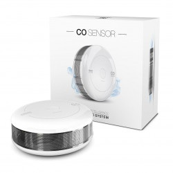Fibaro CO Sensor FGCD-001 - czujnik tlenku węgla i temperatury Z-Wave