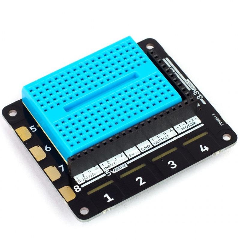 Explorer HAT Pro - rozszerzenie do Raspberry Pi 3B+ / 3 / 2 / B+