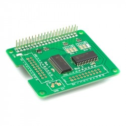 IO Pi Plus - ekspander do Raspberry Pi - 32 pinów I/O