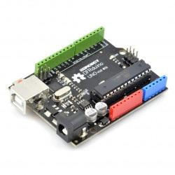 DFRduino Uno v3 - kompatybilny z Arduino