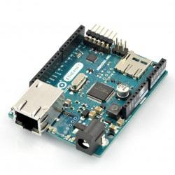 Arduino Uno Ethernet Rev3