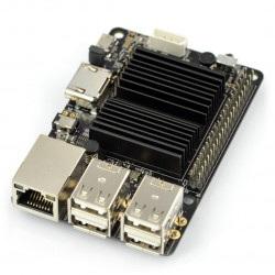 Odroid C2 - Amlogic Quad-Core 2GHz + 2GB RAM