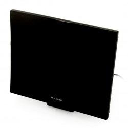Antena DVB-T panelowa - ATD18  wbudowany filtr LTE