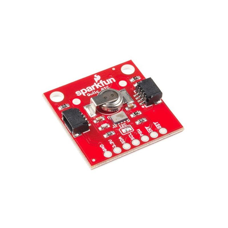SparkFun RTC RV-1805 I2C (QWIIC) - zegar czasu rzeczywistego + superkondensator