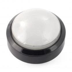 Push Button 6cm - biały