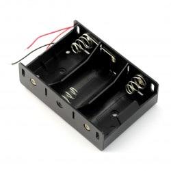 Koszyk na 3 baterię typu D (R20)