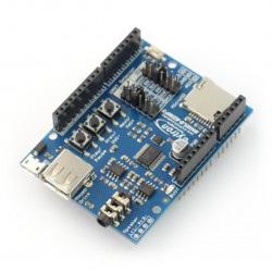 Cytron EZMP3 - nakładka MP3 dla Arduino