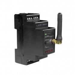 Exta Life - Radiowy odbiornik modułowy 4-kanałowy 230V DIN - ROM-24