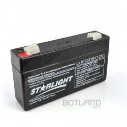 Akumulator żelowy 6V 1,2 Ah ST