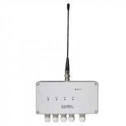 Exta Free - Radiowy wyłącznik sieciowy 4-kanałowy 230V - RWS-311C - bez pilota