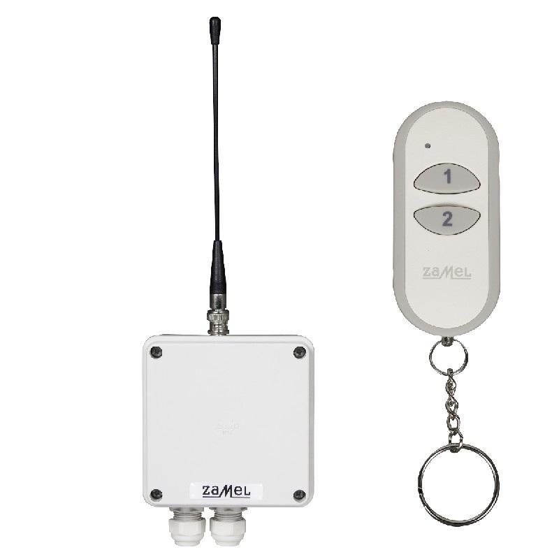 Exta Free - Radiowy wyłącznik sieciowy 1-kanałowy 230V - RWS-311J/Z + pilot