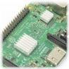 Zestaw radiatorów do Raspberry Pi - zdjęcie 3