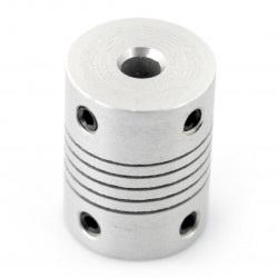 Łącznik elastyczny 5x8mm
