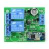 Moduł przekaźników 2 kanały + Bluetooth 4.0 BLE - styki 10A/250V - cewka 5V - zdjęcie 3