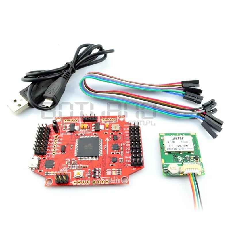Kontroler lotu MultiWii Pro w/MTK GPS
