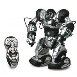 WowWee - Robosapien X Chrome - robot kroczący